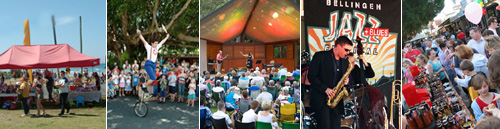 The Coffs Coast has great festivals and events throughout the year